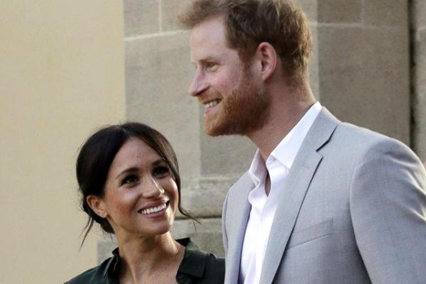 Meghan Markle è incinta, il principe Harry diventa padre: Diana è il nome favorito dai bookmakers