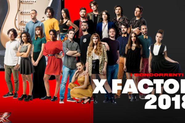 X Factor 12, ecco i concorrenti ufficiali dei Live Show: Lodo Guenzi prende il posto di Asia Argento