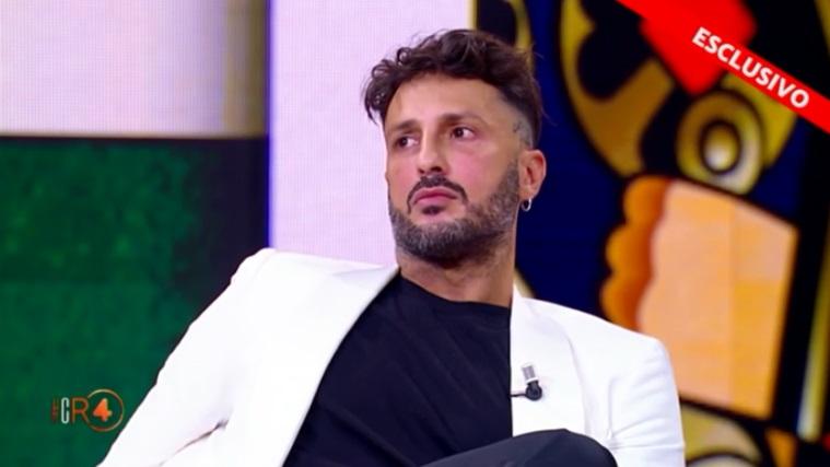 """Fabrizio Corona dalla parte di Silvia Provvedi e su Ilary Blasi """"non ne parliamo più, abbiamo risolto"""""""