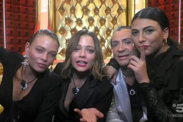 Grande Fratello Vip, riassunto: Maria Monsè fuori, due coppie in nomination e la noia sovrana