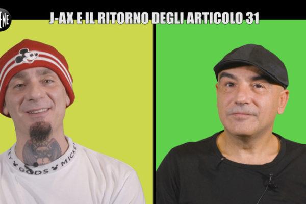 """J-Ax e DJ Jad, intervista doppia Iene: reunion e la possibilità con Fedez """"Non si può mai sapere…"""" (Video)"""