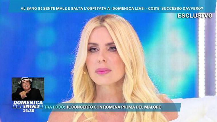 Domenica Live, Loredana Lecciso racconta perché Al Bano ha dato forfait a Barbara d'Urso: tutta la verità