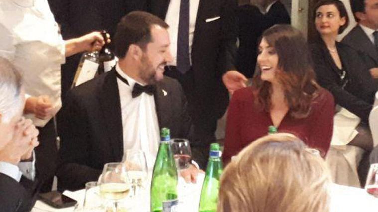 Matteo Salvini ed Elisa Isoardi: ritorno di fiamma? Insieme in una cena di gala, ecco cosa è successo