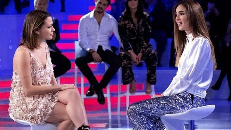 """Silvia Provvedi a Verissimo: """"Fabrizio Corona? Nemmeno come amico! Sono di nuovo fidanzata…"""""""