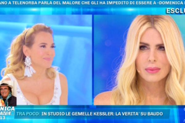 """Domenica Live, Barbara d'Urso replica ad Al Bano Carrisi: """"Qualcuno ti riferisce cose sbagliate…"""""""
