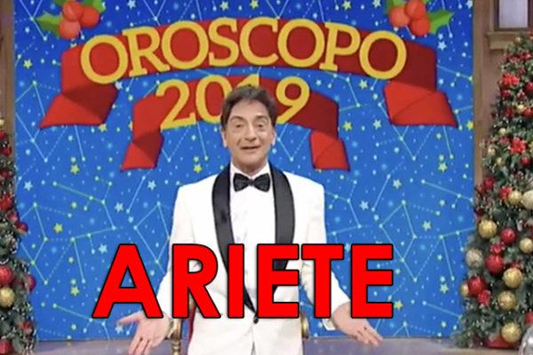 Oroscopo 2019 Paolo Fox, Ariete: previsioni e grafico mese per mese