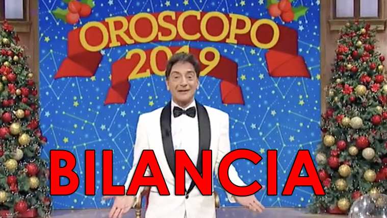 Oroscopo 2019 Paolo Fox, Bilancia: previsioni e grafico mese per mese
