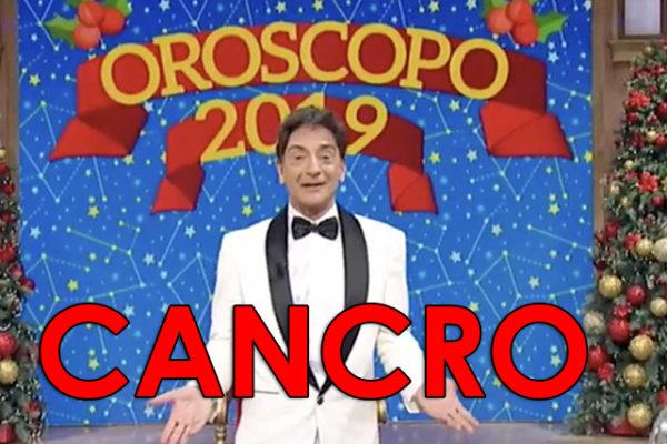 Oroscopo 2019 Paolo Fox, Cancro: previsioni e grafico mese per mese