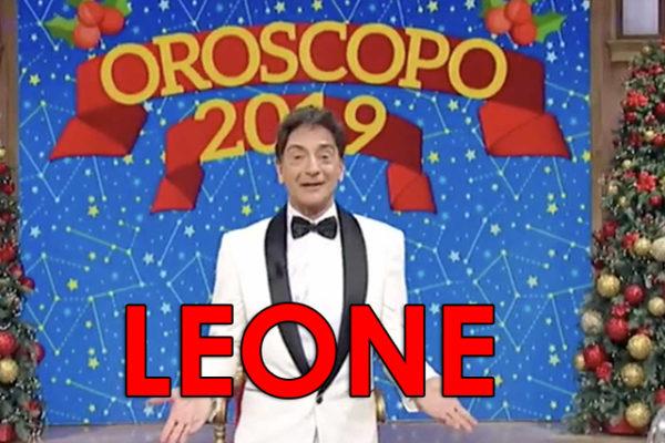 Oroscopo 2019 Paolo Fox, Leone: previsioni e grafico mese per mese