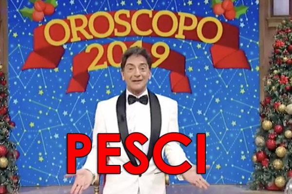 Oroscopo 2019 Paolo Fox, Pesci: previsioni e grafico mese per mese