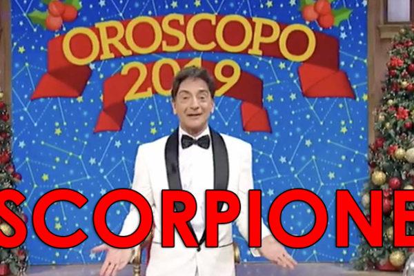 Oroscopo 2019 Paolo Fox, Scorpione: previsioni e grafico mese per mese