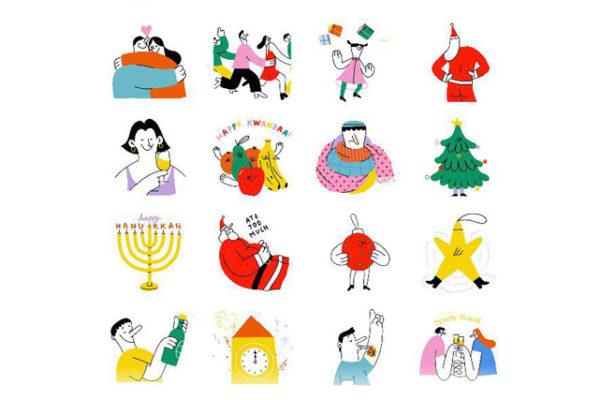 Sticker WhatsApp: gli adesivi per Capodanno 2019 su su iOS e Android, la guida pratica