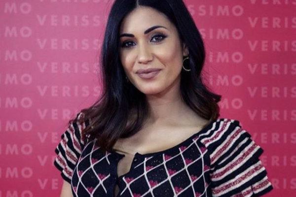 Federica Nargi a Verissimo: incinta di otto mesi, toto-nomi della seconda figlia e le accuse di anoressia