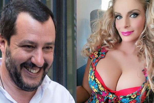 """Francesca Cipriani confessa la simpatia per Matteo Salvini: """"Fidanzarmi con lui?"""", ecco la sua risposta"""
