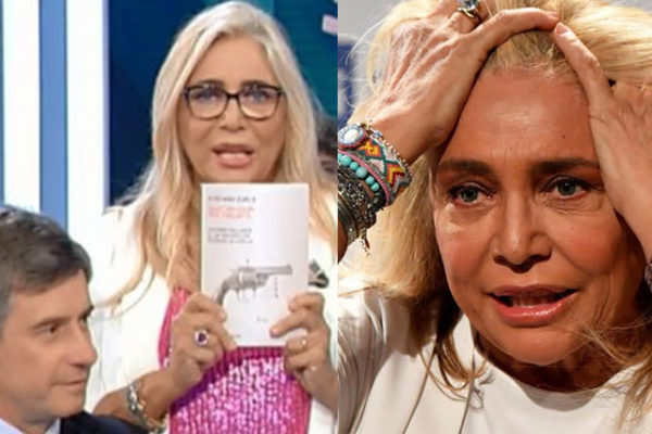 """Mara Venier a Domenica In, saluta Pallante e la politica chiede provvedimenti: """"Sono dispiaciutissima!"""""""