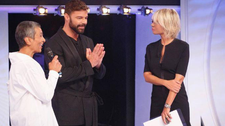 "C'è posta per te, boom di ascolti e Giancarlo Scheri gongola: ""Grazie Maria De Filippi per la pagina di TV!"""