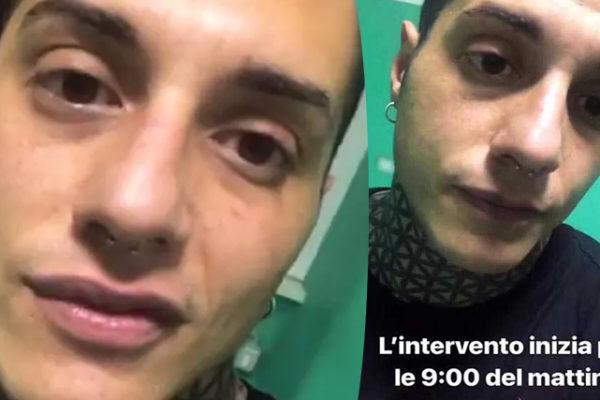 """Francesco Chiofalo, oggi l'intervento al cervello per asportare il tumore: """"Mai avuto tanta paura prima!"""""""