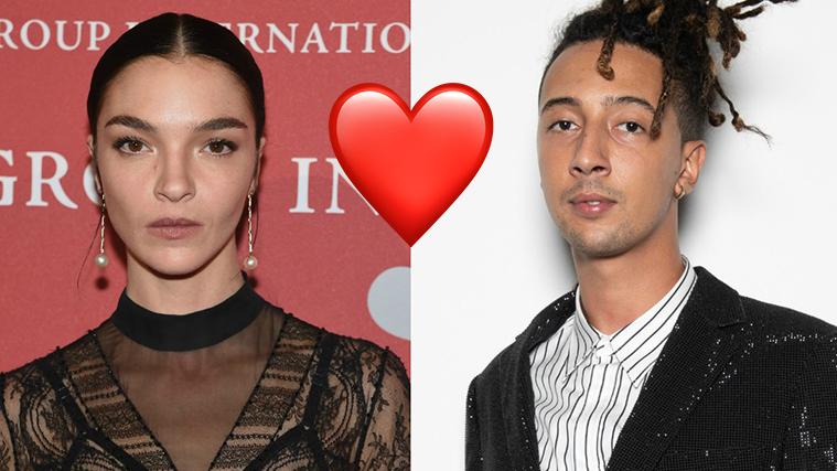 Ghali e Mariacarla Boscono stanno insieme: il bacio ufficiale, chi è la fidanzata del trapper (VIDEO)
