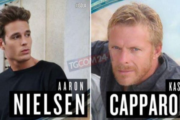 Isola dei Famosi 2019, news: Kaspar Capparoni e Aaron Nielsen naufraghi ufficiali, chi manca all'appello?