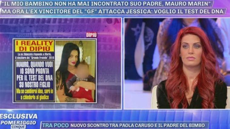 """Jessica Bellei, accuse all'ex Mauro Marin: """"Io come Paola Caruso, lui andava nelle case di appuntamenti…"""""""