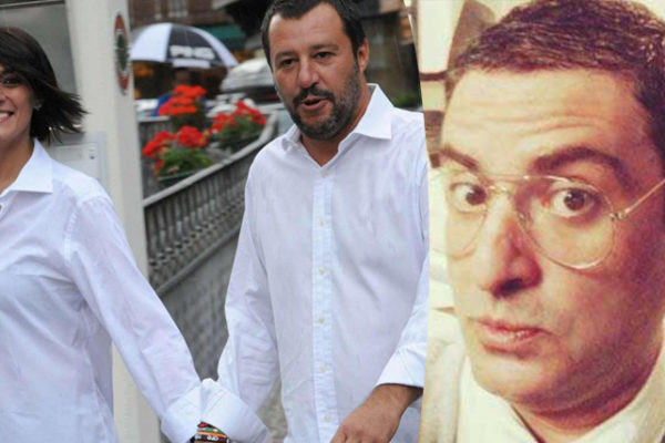 Elisa Isoardi e Matteo Salvini stanno insieme? Dandolo dice di sì e parla di nozze, lei smentisce