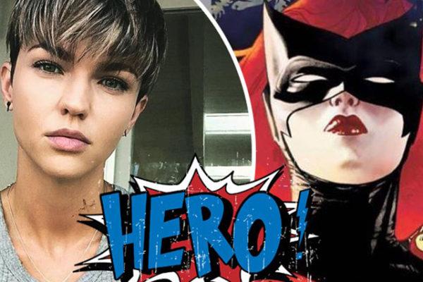 Batwoman, l'eroina lesbica interpretata da Ruby Rose ha uno show tutto suo: la data ufficiale
