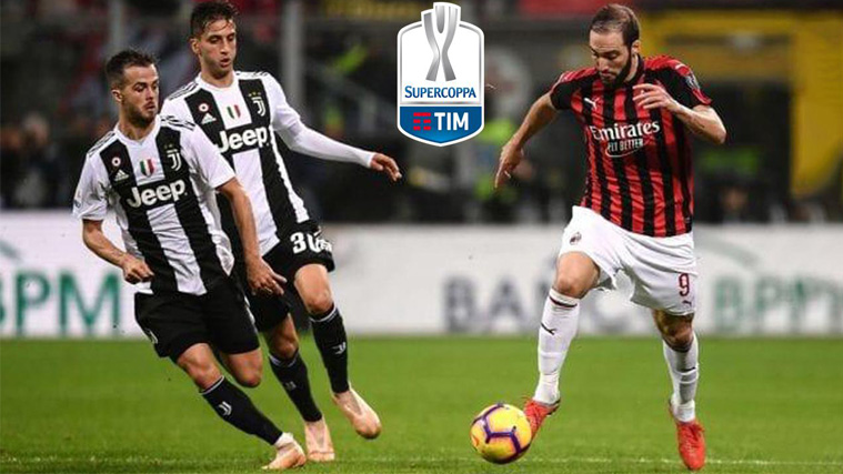 Diretta Juventus-Milan, Supercoppa italiana: oggi su Rai1 e in live streaming, orari