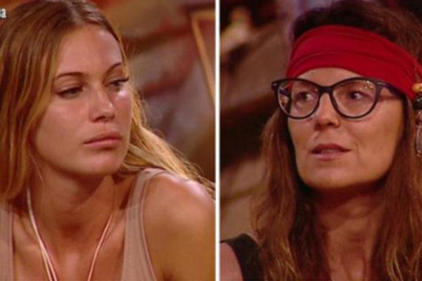 """Isola dei Famosi 2019, Taylor Mega contro Marina La Rosa: """"Rosicona di merd*!"""""""