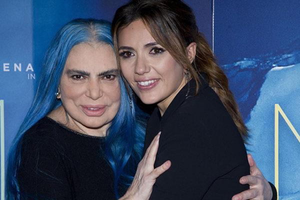 """Io Sono Mia, Loredana Bertè promuove Serena Rossi: """"In certe scene mi sembrava proprio Mimì!"""""""