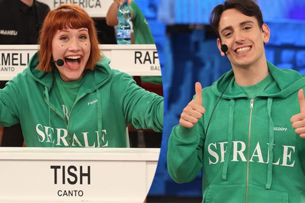 Amici 2019, chi passa al serale: Tish e Vincenzo Di Primo conquistano la maglia verde
