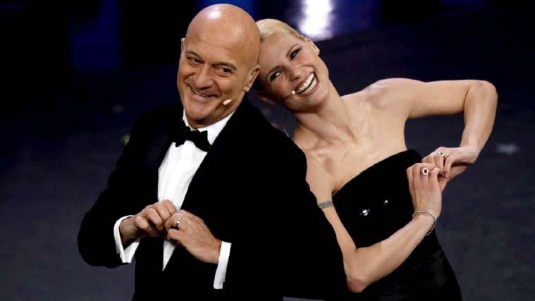 Festival di Sanremo 2019, seconda serata: ospiti, incidenti di percorso e premio a Pino Daniele