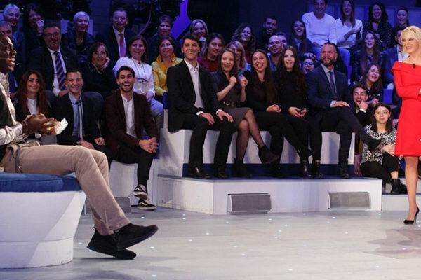 C'è posta per te, quinta puntata 16 febbraio: Mario Balotelli, Pio e Amedeo e Amoroso