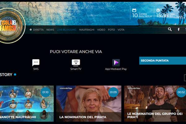 Isola dei Famosi 2019 diretta streaming 25 marzo, semifinale: social e live blogging