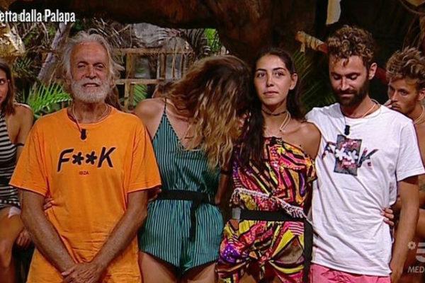 Isola dei Famosi 2019, settima puntata: le sorelle Mihajlovic eliminate, Soleil leader