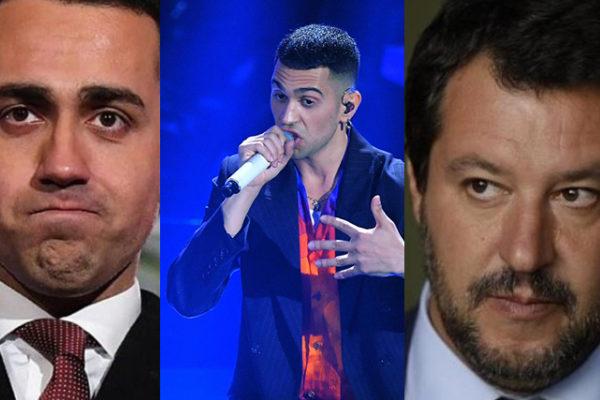 Sanremo 2019, Salvini, Di Maio e Giorgia Meloni parlano della vittoria di Mahmood: ecco cosa hanno detto