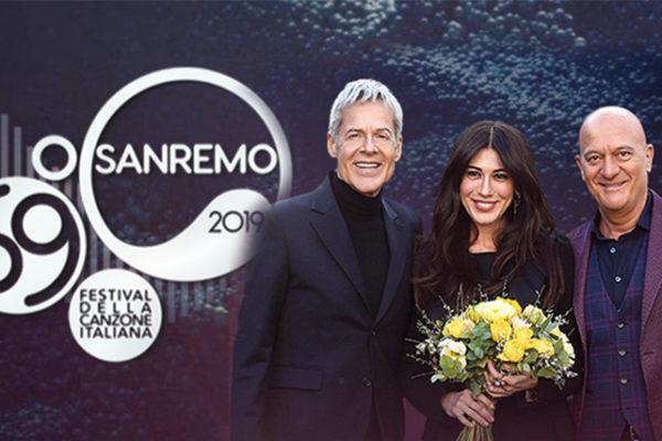 Sanremo 2019: programma delle 5 serate, ecco i duetti di venerdì e le modalità di voto