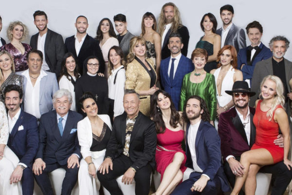 Ballando con le stelle 2019: Simona Ventura ballerina per una  notte, il cast