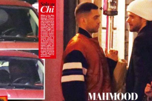 Mahmood, ecco chi è il suo fidanzato: Lorenzo Marcucci l'altra metà della mela