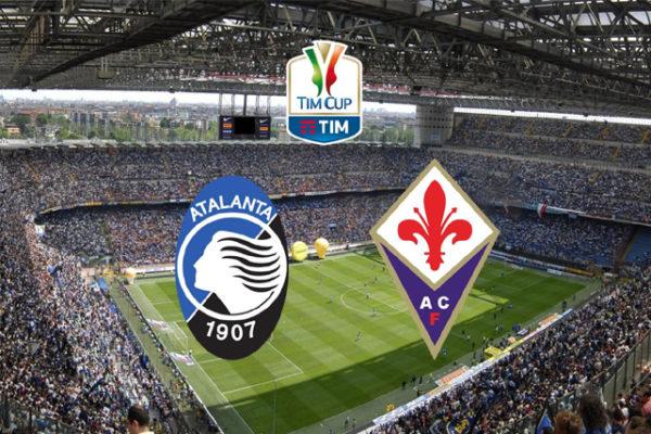 Diretta Atalanta-Fiorentina, Coppa Italia: Raiuno e streaming, ecco dove vederla