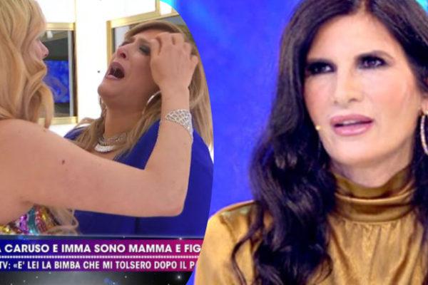 Live – Non è la d'Urso: Paola Caruso incontra il padre biologico? Pamela Prati, news sulle nozze
