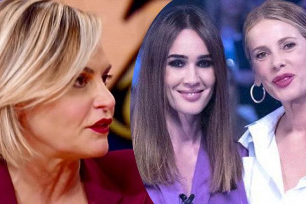 """Alessia Marcuzzi """"replica"""" a Simona Ventura: """"Non si parla male, poco elegante!"""""""