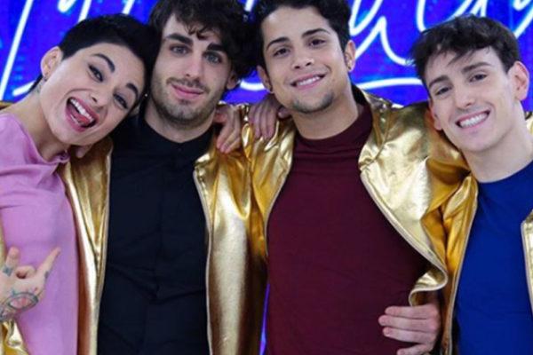 Amici serale 2019, finalisti: Giordana, Rafael, Alberto e Vincenzo si giocano tutto