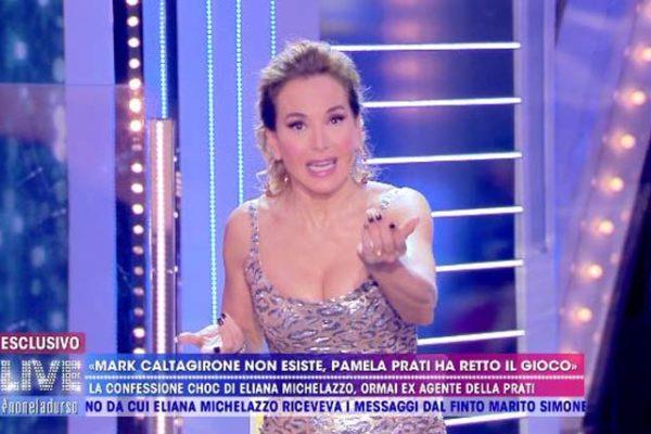 Ascolti tv, Live Non è la d'Urso: è boom con l'intervista a Eliana Michelazzo, Carmelita esulta!