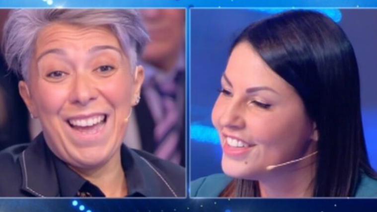 Eliana Michelazzo e donna Pamela