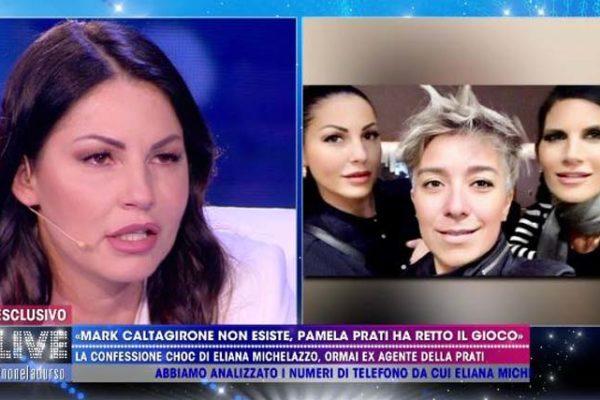 "Eliana Michelazzo choc: ""Ho denunciato Pamela Perricciolo"", e su Pamela Prati… – VIDEO"