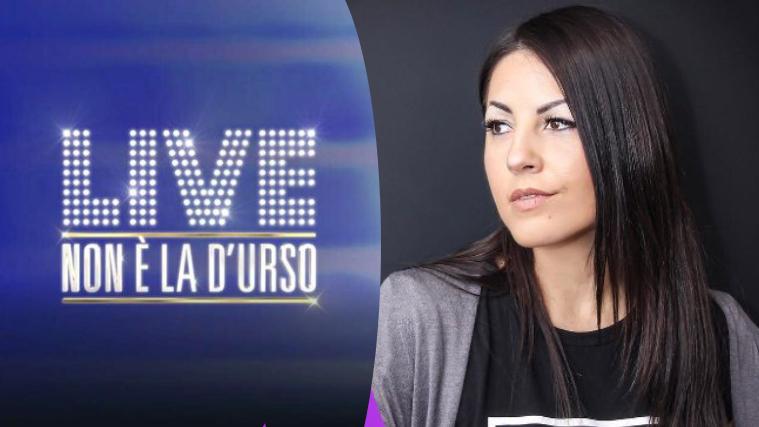 Eliana Michelazzo ospite a Live Non è la d'Urso