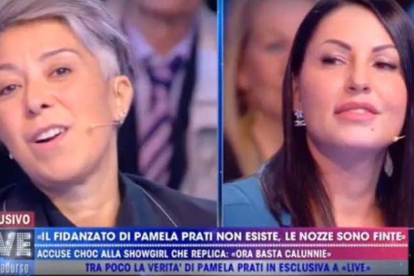 """Eliana e Pamela Perricciolo """"sono lesbiche e vivono insieme"""", la bomba di Dagospia: Michelazzo replica"""