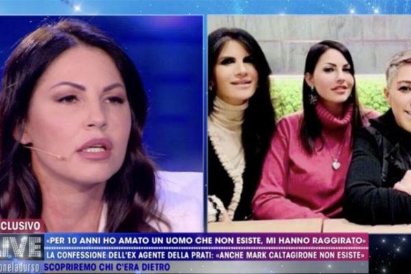 """Eliana Michelazzo: """"Non ho plagiato nessuno! Prati e Perricciolo molto complici, ora ho paura"""""""