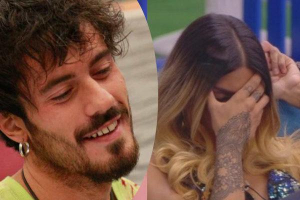 Grande Fratello 2019, Gaetano chiede scusa ad Erica: anche Francesca lo rimprovera