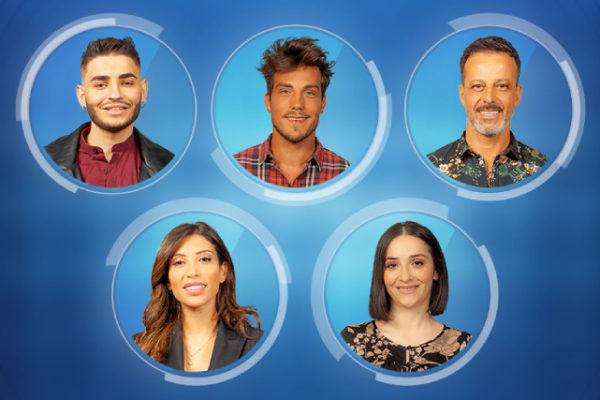 Grande Fratello 2019, quinta puntata: Daniele Interrante in Casa, nuova lettera per Serena